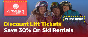 Discounted Utah Ski Tickets