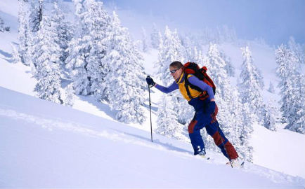 Cross Country Ski Vacations Utah