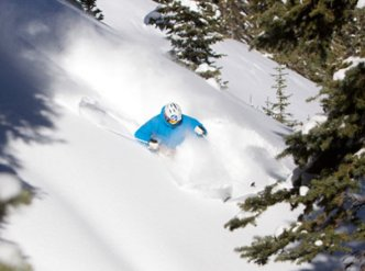 Utah Ski Resorts Powder